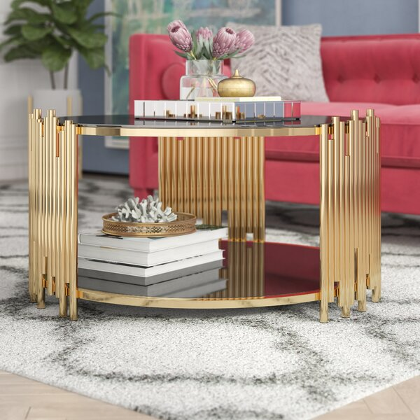 Borton Coffee Table by Everly Quinn Everly Quinn