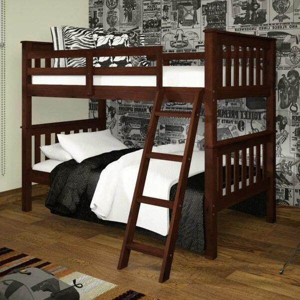 Dubbo Twin over Twin Bunk Bed by Harriet Bee