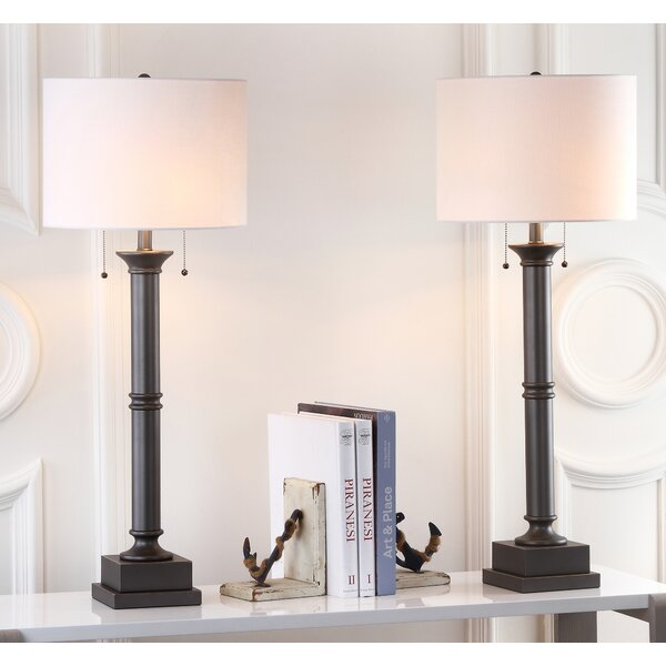 Estilo 35.25 Table Lamp (Set of 2) by Safavieh