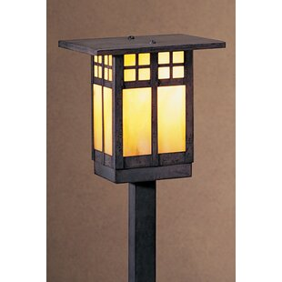 Online Reviews Glasgow 1-Light Pathway Light By Arroyo Craftsman