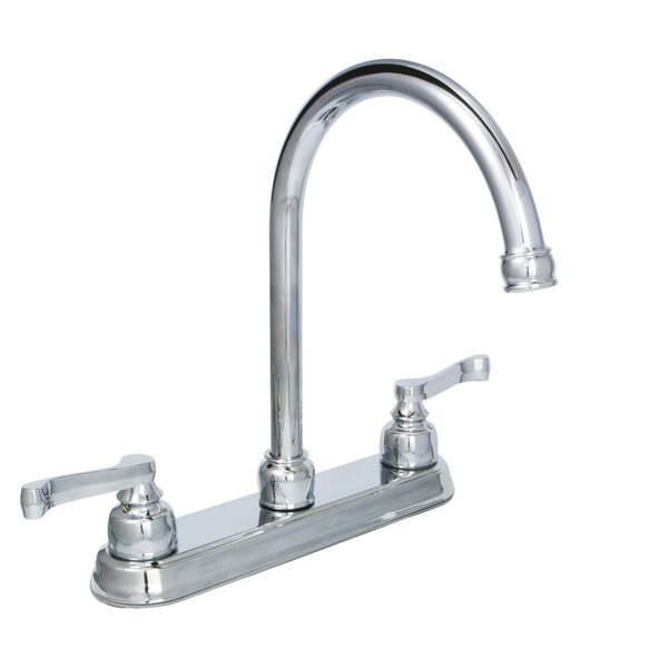 Sienna Double Handle Kitchen Faucet by Huntington Brass Huntington Brass