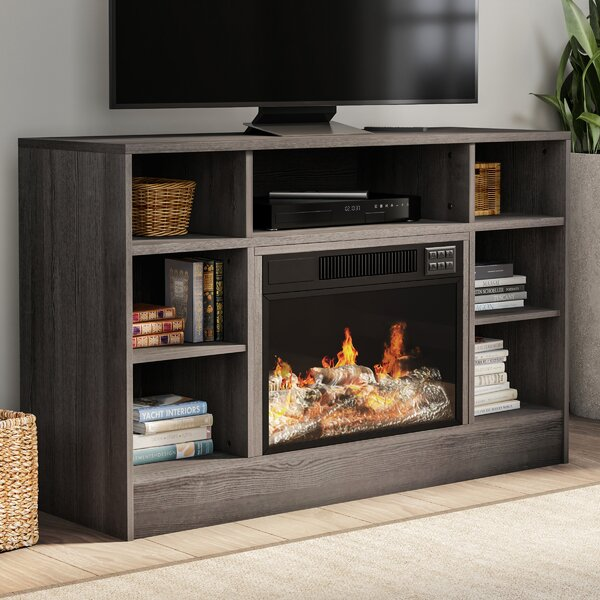 Winston Porter TV Stand Fireplaces