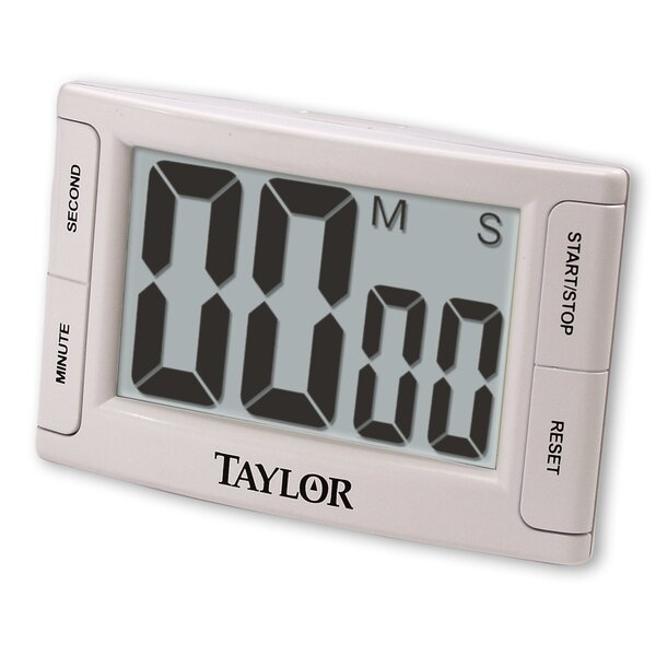 Five Star Commercial Digital Timer (Set of 6) by Taylor