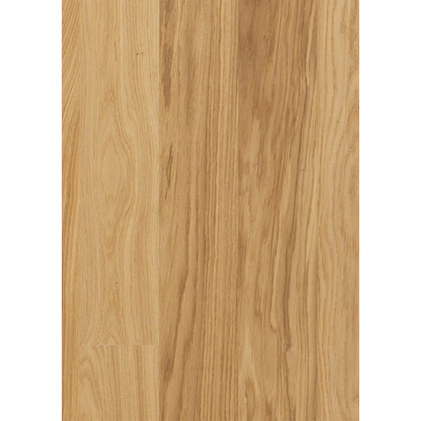 Linnea 4-5/8 Engineered Oak Hardwood Flooring in Sugar by Kahrs