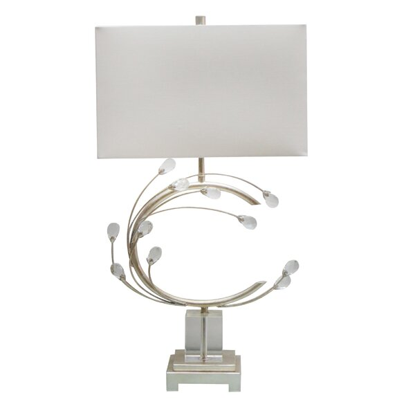 Kuster 30 Standard Lamp by Everly Quinn