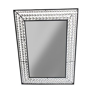 House of Hampton Kozak Wall Mounted Accent Mirror