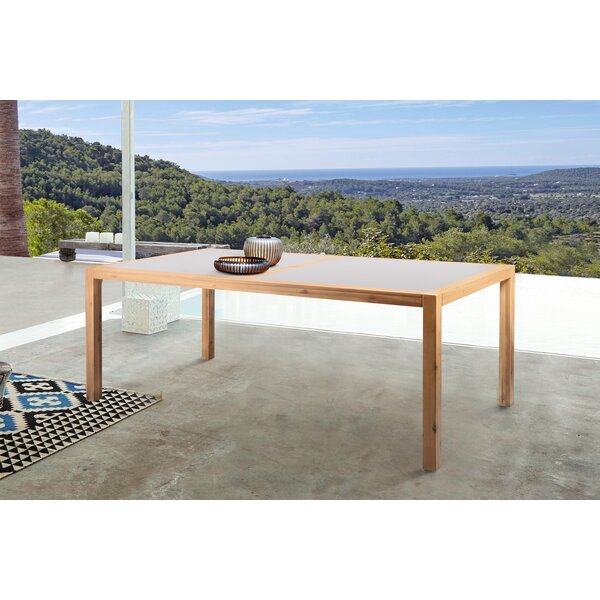 Milla Dining Table by Rosecliff Heights