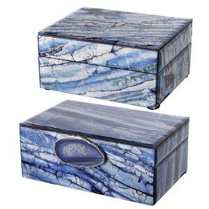 2 Piece Jewelry Box by Mercer41