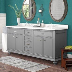 Inexpensive Weisner 72 Bathroom Vanity Set ByAlcott Hill
