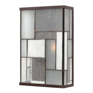 Find the perfect Yoshida 2-Light Outdoor Flush Mount By Bloomsbury Market