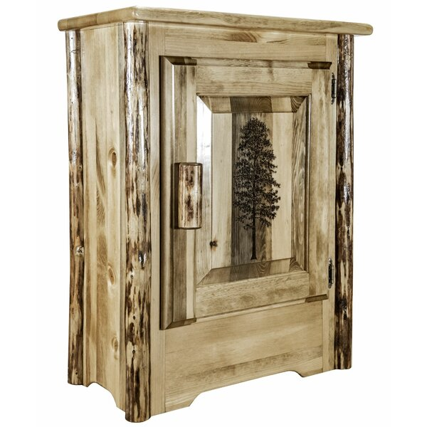 Tustin 1 Door Accent Cabinet by Loon Peak