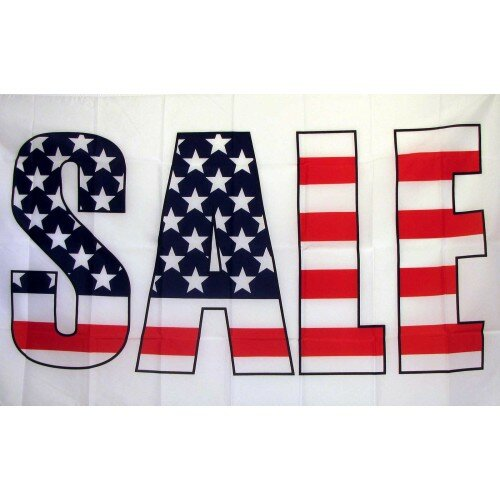 Sale USA Traditional Flag by NeoPlex