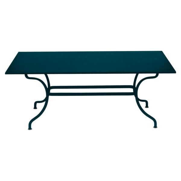 Romane Metal Dining Table by Fermob
