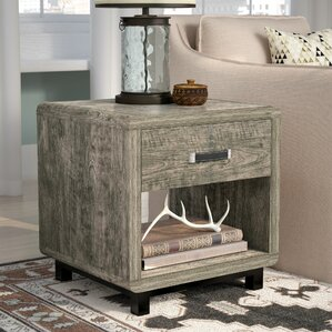 Kaley End Table by Union Rustic