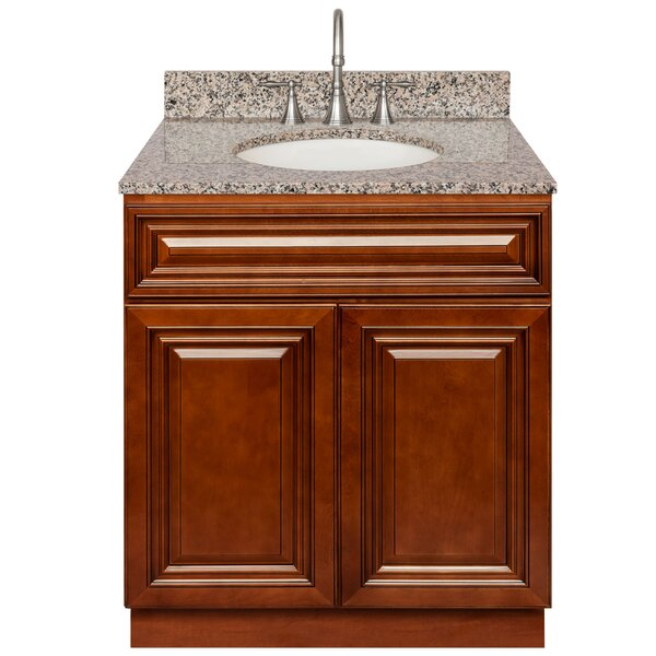 Hunstant 30 Single Bathroom Vanity Set by Charlton Home