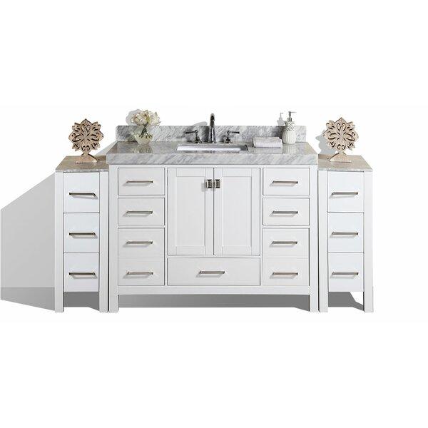 Laub 73 Single Bathroom Vanity Set by House of Hampton