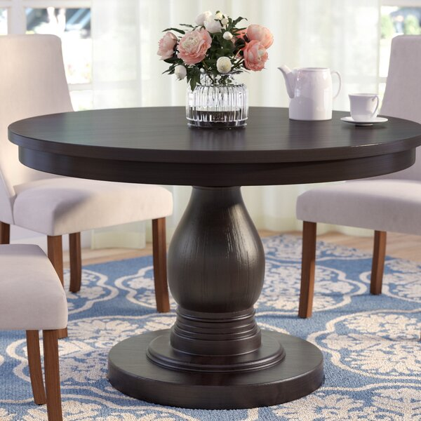 Barrington Dining Table by Three Posts