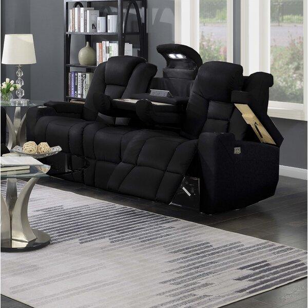 Adalynn Power Reclining Sofa by Latitude Run