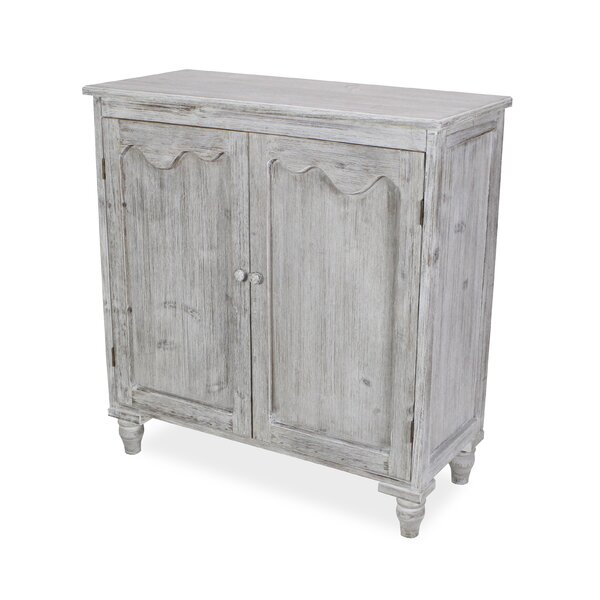 Vernell 2 Door Accent Cabinet by Ophelia & Co. Ophelia & Co.