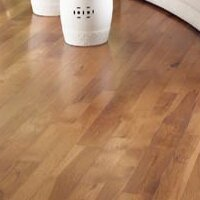 Character 4 Solid Hickory Saddle Hardwood Flooring in Hickory Saddle by Somerset Floors