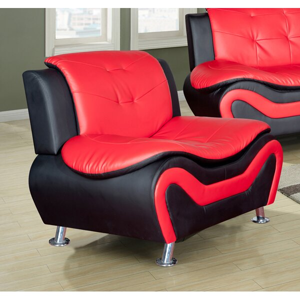 Heton Slipper Chair by Star Home Living Corp
