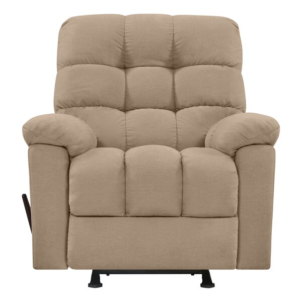 Money Manual Recliner by Latitude Run