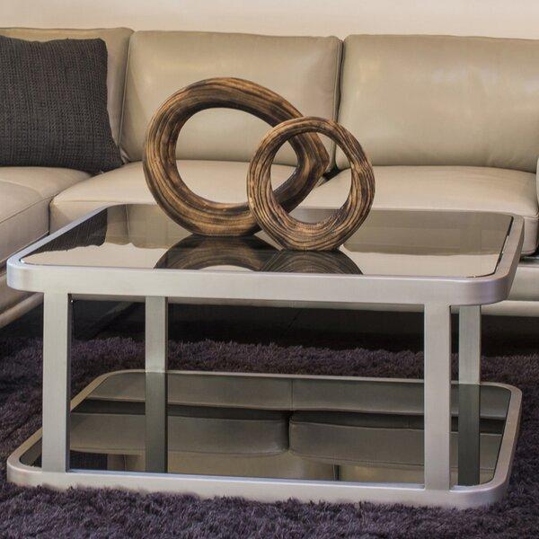 James Coffee Table by Allan Copley Designs