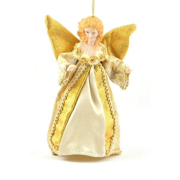 Angel Hanging Tree Topper (Set of 12) by The Holiday Aisle