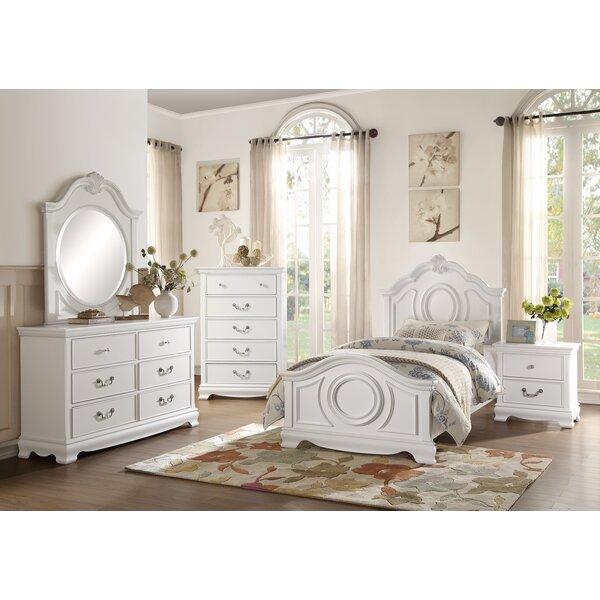 Offerman Panel Configurable Bedroom Set by Harriet Bee