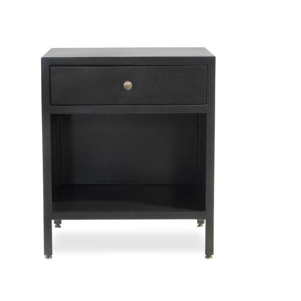 Mcgrath 1 Drawer Nightstand by Longshore Tides