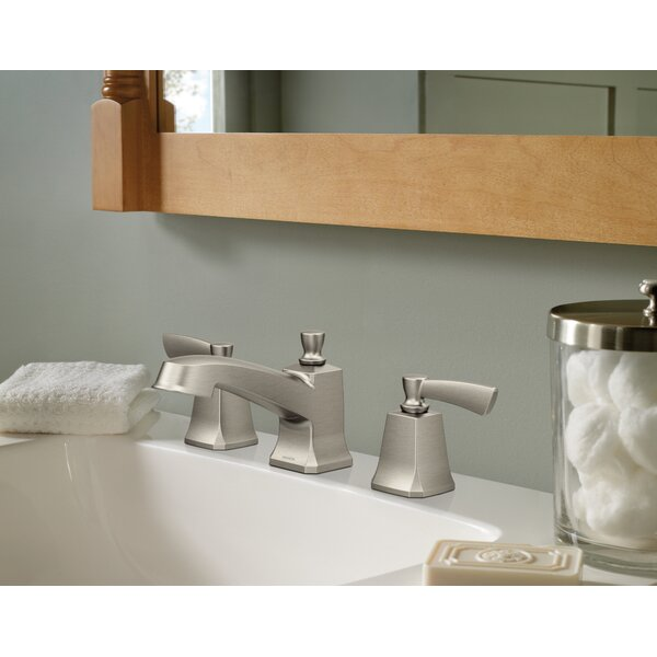 Conway Widespread Bathroom Faucet with Drain Assembly