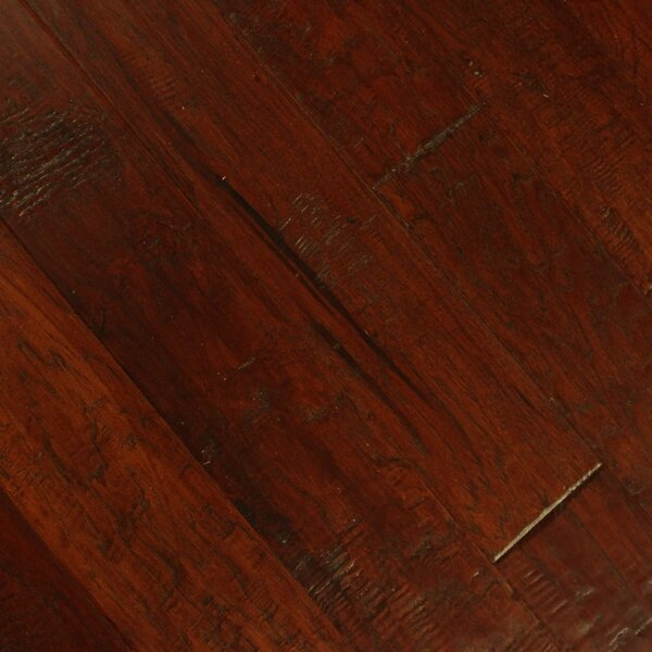 Olde Worlde 5 Engineered Hickory Hardwood Flooring in Dundee by Wildon Home ®