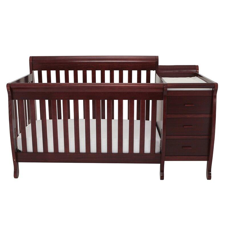 afg international furniture kimberly 3 in 1 convertible crib