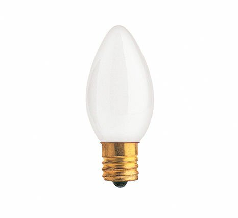 Incandescent Replacement Night Light (Set of 75) by Bulbrite Industries