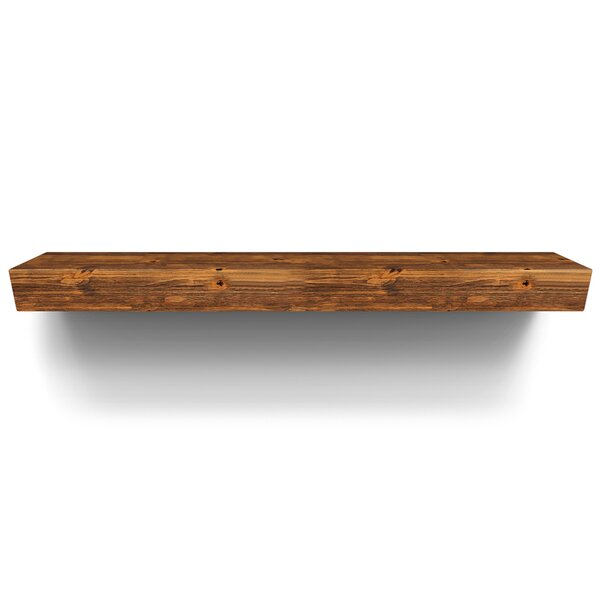 Old West Rustic Shelf Mantel By Rustica Hardware