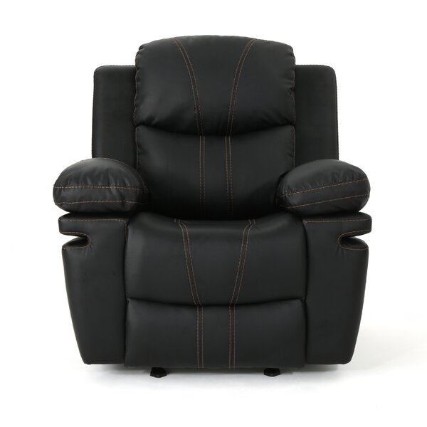 Eadie Manual Glider Recliner by Latitude Run