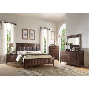 Strasburg Panel Configurable Bedroom Set by Darby Home Co