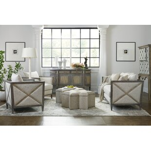 Sanctuary 2 Standard Configurable Living Room Set by Hooker Furniture