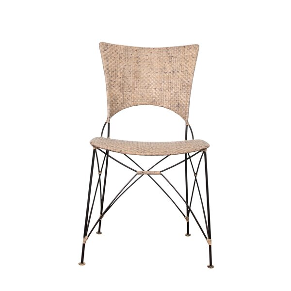 Birdwell Dining Chair by Bungalow Rose Bungalow Rose