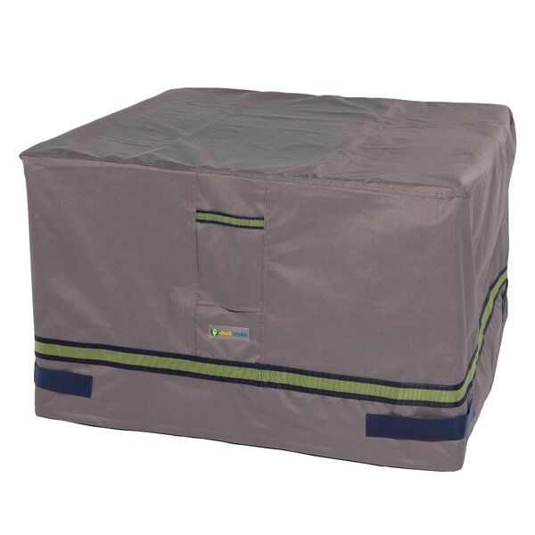 Soteria Water Resistant Fire Pit Cover by Duck Covers