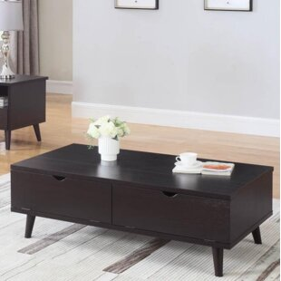 Best Reviews Gauvin Coffee Table By Ivy Bronx