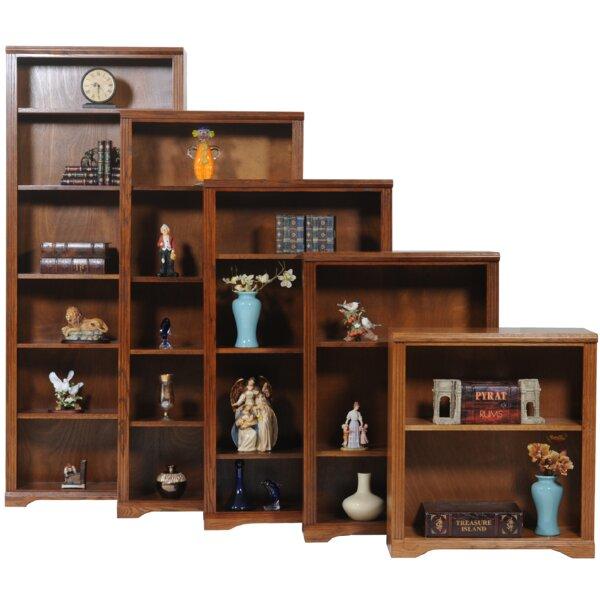 Briana Standard Bookcase By Breakwater Bay