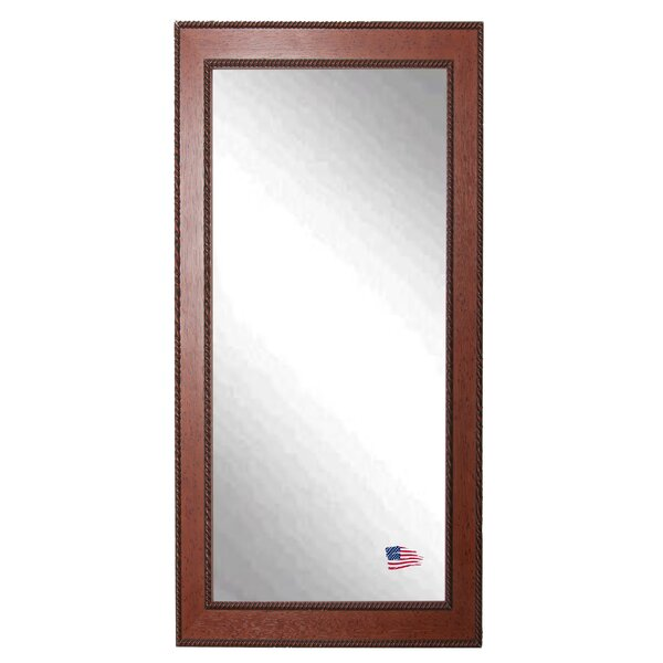 Western Rope Floor Full Length Mirror by Darby Home Co