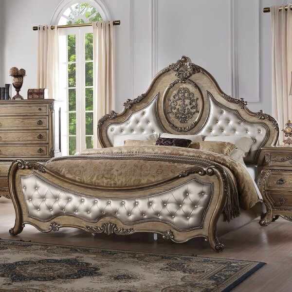 Linares Upholstered Standard Bed by Astoria Grand