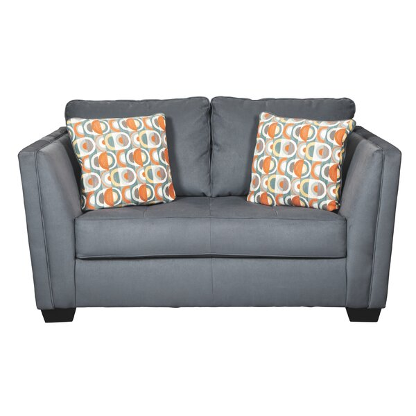 Reder Loveseat by Ebern Designs