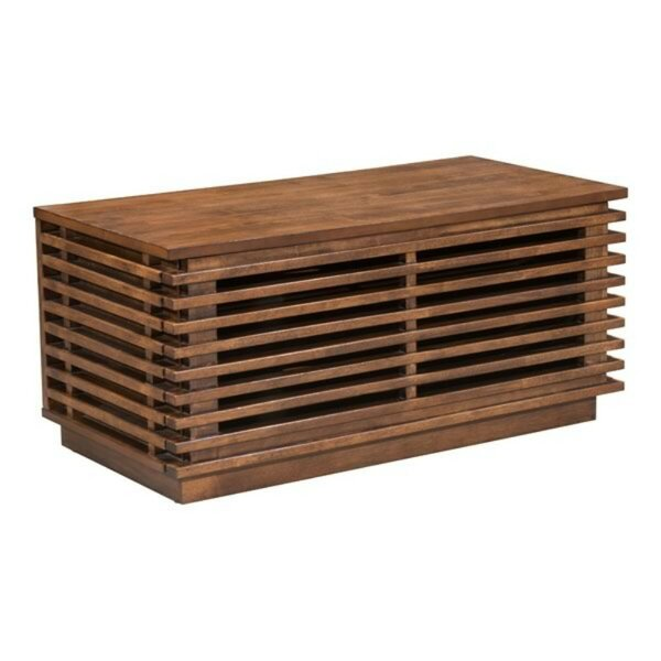 Leopoldo Solid Wood TV Stand For TVs Up To 40
