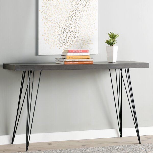 Mistana Black Console Tables