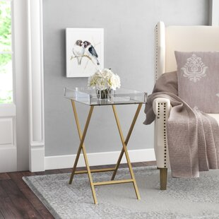 Inexpensive Chenut Tray Table ByMercer41