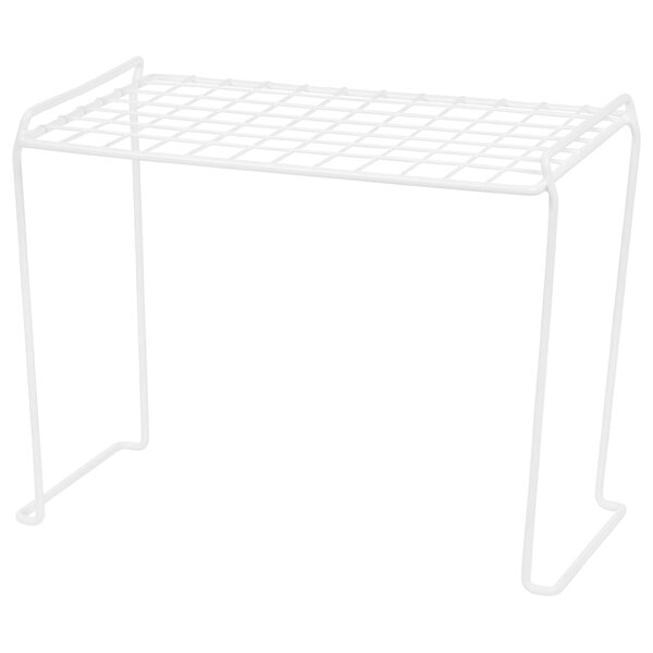 Heavy Duty Wire Stacking Shelf (Set of 6) by IRIS USA, Inc.