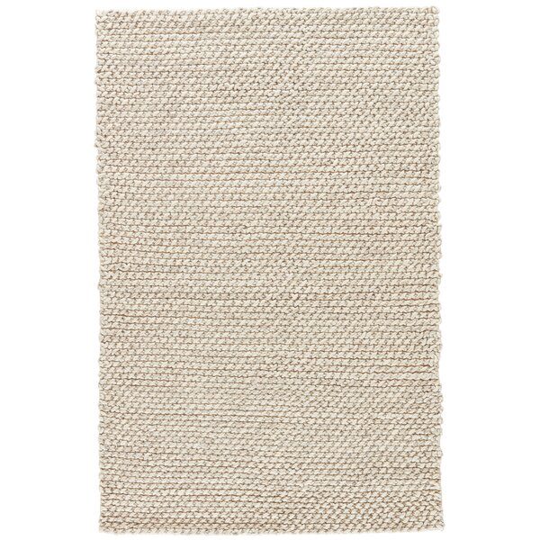 Checotah Handmade Wool Ivory/Gray Rug by Laurel Foundry Modern Farmhouse